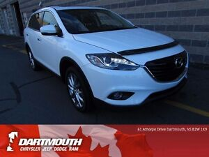 2014 Mazda CX-9 GT/LEATHER/ALL WHEEL DRIVE