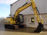 2011 Cat 312D Digger/Excavator
