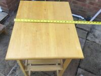 Kitchen Aid/Butchers Table
