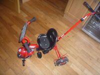 Lightning McQueen children tricycle bike