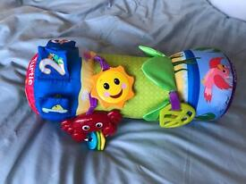 Tummy time roller - only 1 month old, great condition