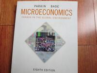 Microeconomics - Canada in the Global Evironment