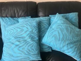 6 cushion with cover