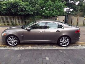 Jaguar XF 3.0 V6 PORTFOLIO 4d AUTO 240 BHP *Fully Loaded* Only 56000 Miles