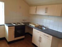 A one bed top floor flat in Waterloo, L22 3XU, close to shops, unfurnished, double glazed, quiet loc