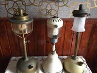Antique Tilley Table Lamps For Sale