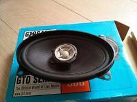 JBL 'GTO Series' Automotive Loud Speakers, in original box GTO 6425e