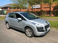 Only 75000 fsh Peugeot 3008 1.6 hdi Active manual
