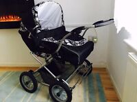 Babystyle Lux Twin Classic