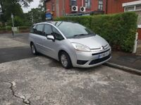 2008 automatic Citroen grand Picasso c4 1.6 HDI diesel excellent conditcondition low mileage