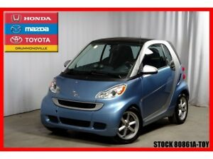 2011 smart fortwo passion / TOIT PANO / MAGS / SIEGES CHAUFF