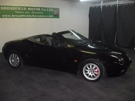 2001 ALFA SPIDER 3.0 24V 6 SPEED 96K NEW TIMING BELT KIT AND WATER PUMP JUST FITTED HPI CLEAR