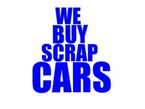 WE BUY SCRAP ALL KIND OF JAPANESE CARS WE PAY TOP CASH ON THE SPOT CALL 416-529-6625 WE PICK UP SAME DAY AND FREE TOWING