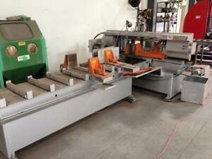 HEM Automatic Metal Band Saw