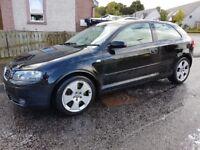 Audi A3 Quottro 3.2