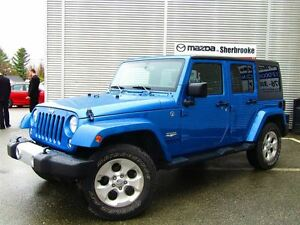 2015 Jeep WRANGLER UNLIMITED V6 3.6L AUTOMATIQUE UNLIMITED SAHAR