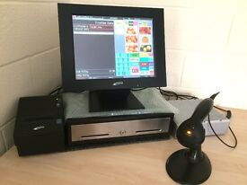 ★ Retail epos & Touchscreen Till PoS Great for Sweet, Discount Brand, Sporting, Shop, Dry Cleaners