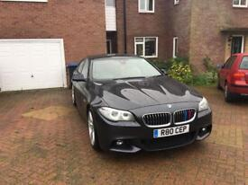 Bmw 520d , m sport full extra package ,October 2013