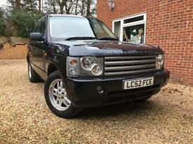 Range Rover td6 diesel 2002 fantastic drive , no mechanical faults may px van