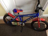 Kids avengers bike 16inch