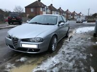 04 ALFA ROMEO 156 TWIN SPARK LOW MILES DRIVE AWAY ONLY £250!!!