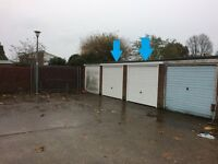 Pair of Single Garages (in block) to Rent (No 16 & 17)