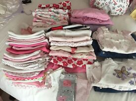 Baby girls selection 0-3 mnths
