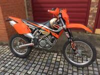 Ktm 520 exc 2002 model enduro motocross 250 300 400 450 525