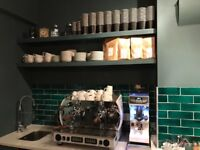 Looking for a chef at a coffee shop in South Birmingham