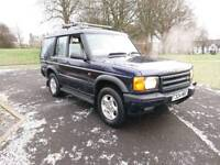 Land Rover Discovery series 2 Full years mot