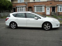 Peugeot 407 SW Estate Sport Car Diesel NON RUNNER FoR SPARES AND REPAIRS