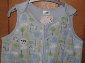 Summer/Autumn Baby Gro Bag/Sleep Suit