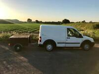 Small van and man for hire - Staffordshire evenings and weekends