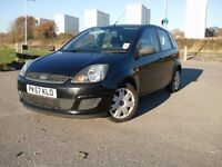 FORD FIESTA STYLE 1388CC-12 MONTH MOT-GOOD CONDITION-PREVIOUS CAT C