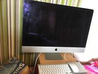 Apple iMac 27inch with CD-ROM