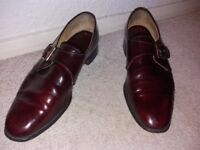 Cheaney leather shoes