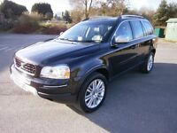 2011 VOLVO XC90 EXECUTIVE DIESEL D5 FULLY LOADED FULL SERVICE HISTORY MEGA SPECCED