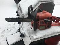 Husqvarna chainsaw 15 inch blade