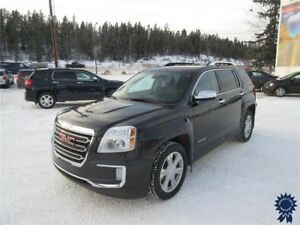 2016 GMC Terrain SLT 5 Passenger All Wheel Drive - 43,279 KMs