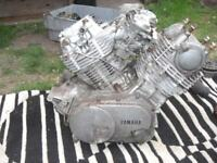 YAMAHA 750 BIKE ENGINE