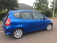 HONDA JAZZ 1.4 I-DSI SE, GREAT COLOUR, FULL SERVICE HISTORY, like corsa, clio, punto, astra, peugeot