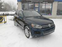 VOLKSWAGEN TOUAREG HIGHLINE 2012 **NAVIGATION**