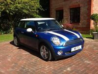 Mini Cooper 07 60 k miles 2 Lady Owners Excellent Cond Chilli Pack FSH MOT Mar 17 Reliable