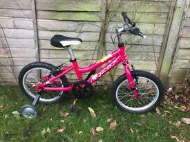 "Ridgeback 16"" bike great condition £100 Ono each"