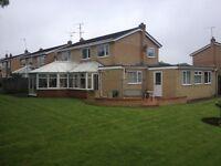 Large Detached 4 Bedroom Property Wistaston