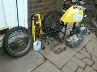 250cc grass tracker project