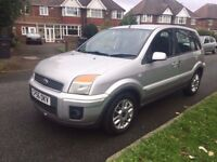 FORD FUSION 1.4 TDCI ZETEC CLIMATE 71K IMMACULATE 1 PREVIOUS KEEPER
