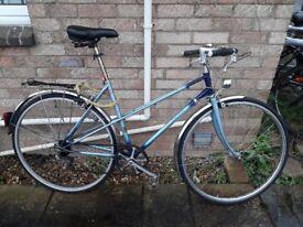 Vintage Raleigh Bike, Headington