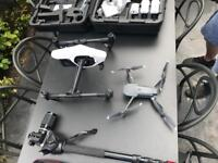 Drone spotter helper