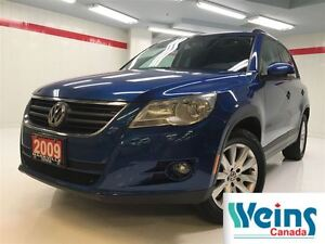 2009 Volkswagen Tiguan 4dr Auto Highline 4Motion(2.0L 4Cyl) 4WD